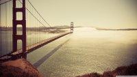 跨海大桥--高端商务ppt背景图片