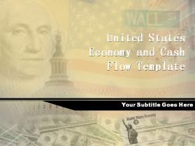 金钱金融主题PPT模板