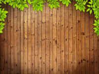 16张木纹效果PPT背景图片